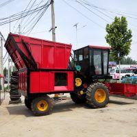大型玉米秸秆粉碎收割机 青贮饲料收获机 苜蓿草收割靑储机