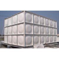 信阳SMC消防水箱 玻璃钢水箱内部整洁方便清理