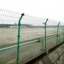 护栏图片 大棚围墙护栏网 绿丝围栏网