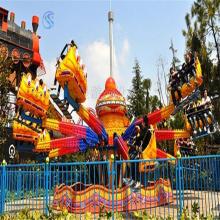 优质游乐设备弹跳机ttj24人三星厂家报价公园游乐设备
