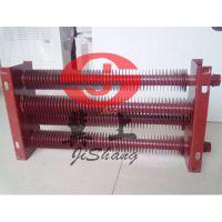 钢制翅片管散热器 工业专用散热器暖气片 冀上采暖