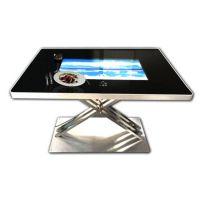 深圳鑫飞智显厂家简约现代自动点餐桌娱乐互动游戏自助桌点餐结账一体化智能家具