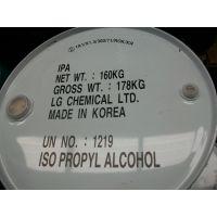 韩国LG 异丙醇IPA 大量供货