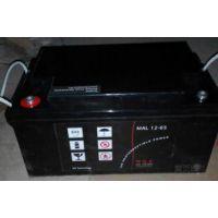 MGE梅兰日兰蓄电池M2AL12-55型号12v55ah行业电子电池