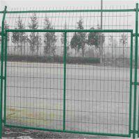 双边丝护栏框架铁丝网高速公路防护网养殖围栏