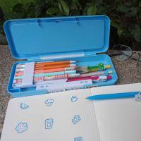 优魄儿童跆拳道服活动礼品跆拳道密码铅笔盒文具盒跆拳道用品收纳