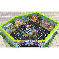 郑州儿童游乐园加盟 儿童驾驶乐园 儿童欢乐游玩幸福体验乐园