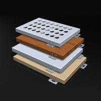 贵州建筑墙面装饰铝板-墙面氟碳铝单板的生产厂家