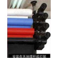 河南耀诺YN-D3电动升降抠像幕布 背景幕布颜色可选择
