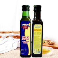 俄罗斯亚麻籽油原装进口餐饮食用油月子胡麻油非转基因500ml 批发