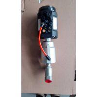 供应DN20-63 智能阀门定位器调节式比例调节阀角座阀