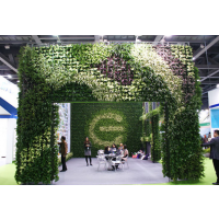 长沙室内植物墙制作设计
