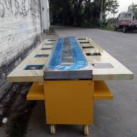 旋转寿司线设备厂家直销价格、小火锅设备价格工厂直销价格