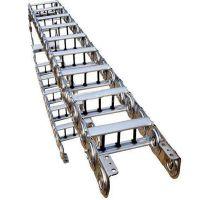 重庆武隆县中德ZDe系列桥式钢铝制拖链