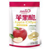 甘肃芳心之恋果干 苹果脆片苹果干苹果片20g 航空配餐