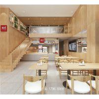 郑州中式快餐店装修设计案例-郑州金博大专业中式快餐店装修公司