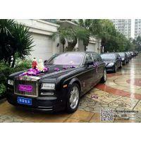从化区婚礼租台劳斯莱斯魅影婚车大概多少钱|租劳斯莱斯婚车价格