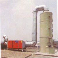 供兰州漆雾喷淋塔和甘肃喷淋塔定做