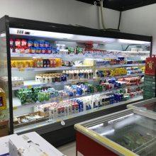 江苏无锡超市牛奶饮品风幕柜是什么价格