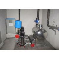 山西不锈钢恒压供水设备价格 山西水处理设备