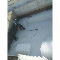 蜂窝斜管厂家直销价格 可现场安装水处理用华信六角蜂窝斜管填料