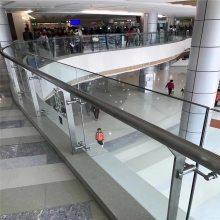 新云 厂家批发不锈钢工程楼梯立柱 不锈钢玻璃楼梯立柱栏杆扶手配件