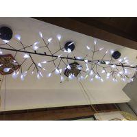 LED树枝灯超细腻古铜色导电漆LED树枝吊灯耐折弯导电漆