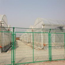 钢丝网价格多少钱一米 塑料围栏价格及图片 铁丝包塑围栏网