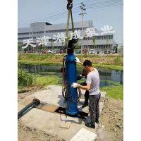 大功率卧式潜水泵厂家|水库河流用卧式潜水泵价格