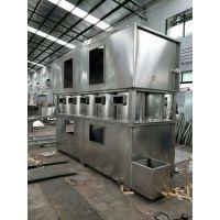 旋流净化柜 方形旋风喷淋塔 喷淋塔 喷淋预处理设备 有机废气处理 不锈钢喷淋塔