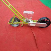 金佳机械自走式小粒播种机 合金滚筒播种机 小粒种子精播机