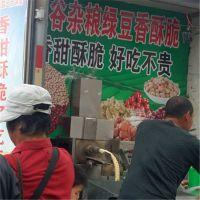 渝北五谷杂粮4缸膨化机 香酥酱米棍膨化食品 跑江湖专用爆米花