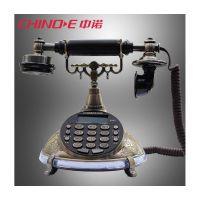 S007中诺仿古电话机_欧式仿古电话机价格_欧式无线座机