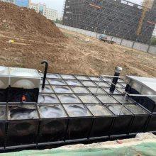 无锡地埋抗浮一体化箱式泵站厂家批发价