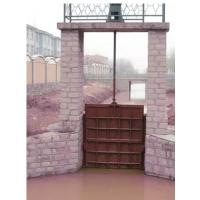 鑫川100*60钢制机闸一体闸门门的优点是耐冲击