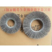 供应高质量耐用钢丝不锈钢钢丝磨料丝刷辊