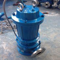 300QW1000-25-110固定式高效无堵塞排污泵 耐高温耐腐蚀酸碱潜污泵
