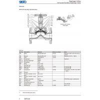 KSB凯士比SISTO隔膜阀 KSB凯士比隔膜阀 凯士比SISTO隔膜阀