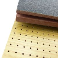 广东吸音板厂家 深圳学校木质吸音板价格