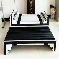 数显镗床导轨柔性风琴防护罩 河北易格斯 专业生产