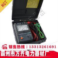3121A绝缘电阻测试仪 高压绝缘电阻计日本共立KYORITSU