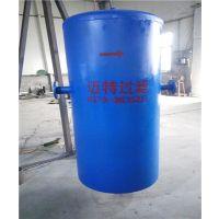 地下高温蒸汽除水MDF-100不锈钢高效油水分离器、档板式汽水分离器