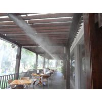 鹤壁米孚露天餐厅降温喷雾设备信誉保证