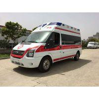 宜州区专业救护车定制厂家