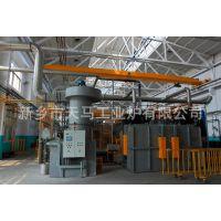 推盘炉生产线配备烟气净化系统热处理车间淬火油烟净化器烟雾处理