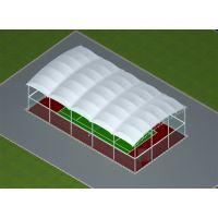 深圳张拉膜结构|300平米膜结构|体育馆膜结构|奥鼎膜结构公司