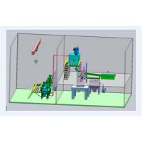 安达信(图)|密炼中心上辅机配料系统|上辅机