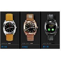 智能手表 独立插卡通话礼品手表 X3圆款触屏支持蓝牙同步运动计步