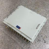 防爆铁皮箱 Q235防爆钢板配电箱 ExdIIBT4Gb 挂式安装 800×1000×350mm