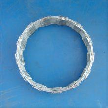 滚笼规格 镀锌刀片刺绳 刺绳的价格